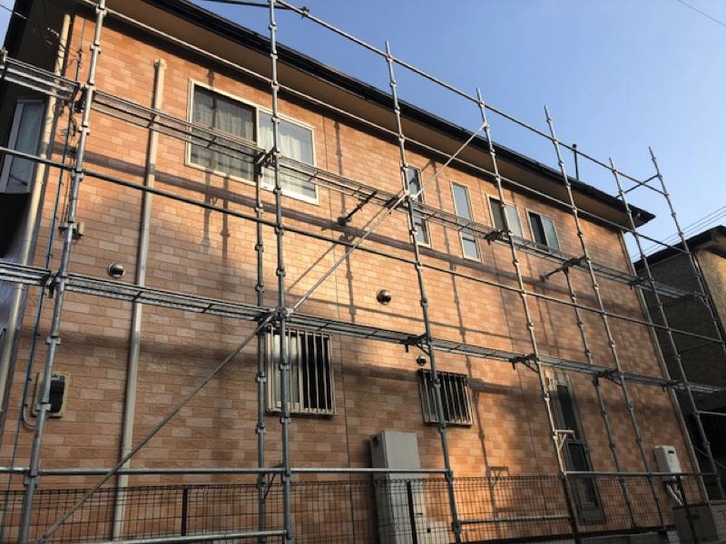 【千葉市若葉区東寺山】K様邸の外壁塗装工事と屋根塗装工事の完成!