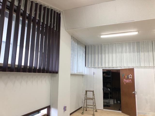 木部塗装工事